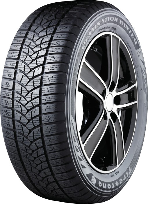 Firestone Destination winter 235/60 R18 107H XL (10311)