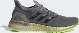 adidas Ultra Boost PB grey three/core black/signal green (Herren) (EG0425)