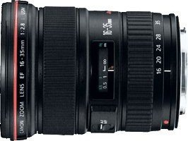 Canon EF 16-35mm 2.8 L USM (7261A003/7261A009)