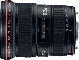 Canon EF 16-35mm 2.8 L USM schwarz (7261A003/7261A009)