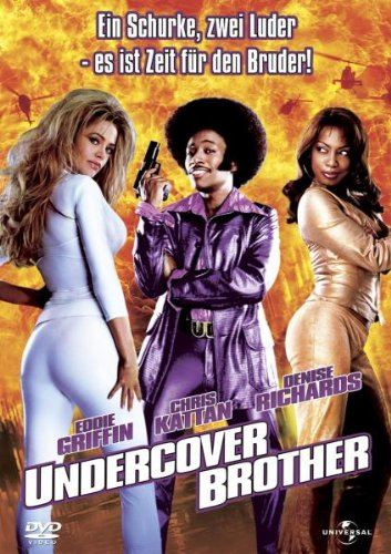 Undercover Brother -- via Amazon Partnerprogramm