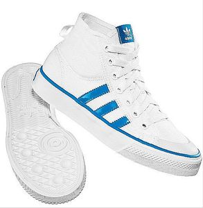 adidas Nizza Hi (Junior) -- © adidas