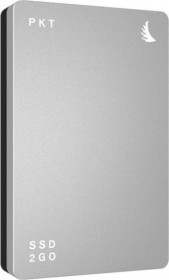 "Angelbird SSD2go PKT silber 256GB, 2.5"", USB-C 3.1 (PKTU31-256SK)"