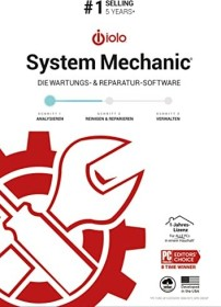 Iolo Technologies System Mechanic (German) (PC)