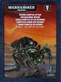 Games Workshop Warhammer 40.000 - Necrons - Canoptek Spyder (99120110061)