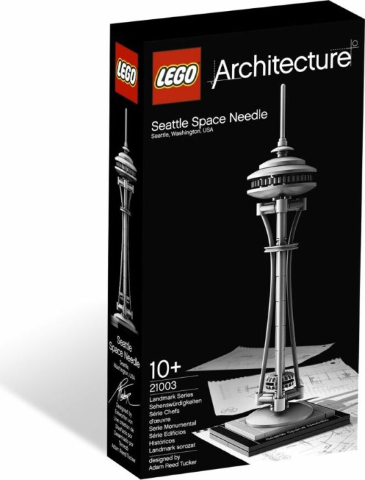 LEGO - Architecture - Seattle Space Needle (21003) -- via Amazon Partnerprogramm