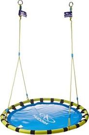 Hudora Alu nest swing 120 blue/yellow (72157)