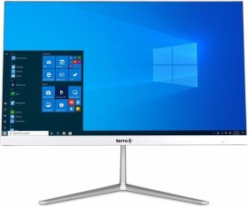 Wortmann Terra All-in-One-PC 2400 Greenline Non-Touch, Core i5-8265U, 8GB RAM, 512GB SSD, Windows 10 Pro (1009718)