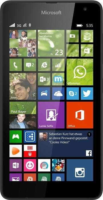 Microsoft Lumia 535 grey