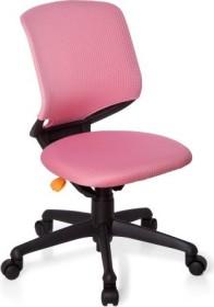 HJH Office Kid Move Kinderdrehstuhl, pink/schwarz (712140)