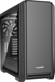 be quiet! Silent Base 601 black, glass window, noise-insulated (BGW26)