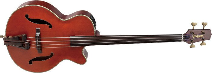 Takamine TB10 Red Stain