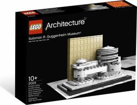 LEGO Architecture - Solomon R. Guggenheim Museum (21004)