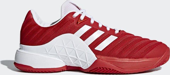 adidas Barricade 2018 scarlet footwear white (Herren) (CM7832) ab ... 223fa12b0d30