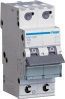 Hager Leitungsschutzschalter (MBS520)