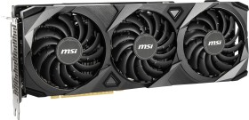 MSI GeForce RTX 3090 Ventus 3X 24G OC, 24GB GDDR6X, HDMI, 3x DP (V388-002R)