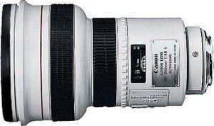 Canon EF 200mm 1.8 L USM weiß