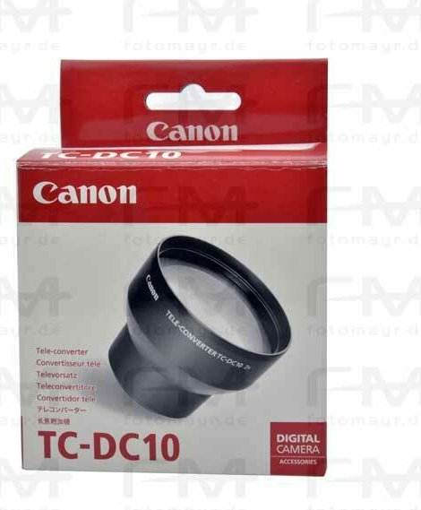 Canon TC-DC10 (9609A001) -- via Amazon Partnerprogramm