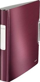 Leitz Active Style SoftClick Ringbuch, granat rot (42450028)