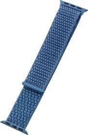 Peter Jäckel Watch Band Nylon für Apple Watch (40mm/38mm) blau (18053)