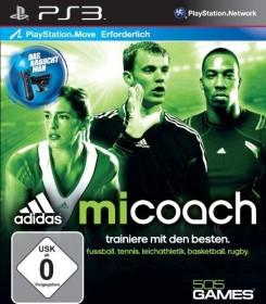 adidas MiCoach (Move) (PS3)