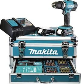 Makita DHP453RFX2 Akku Schlagbohrschrauber inkl. Koffer + 2 Akkus 3.0Ah + Zubehör ab € 262,95 (2020) | Preisvergleich Geizhals Österreich