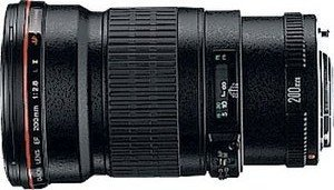 Canon EF  200mm 2.8 L II USM (2529A005/2529A015)