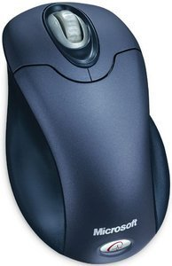 Microsoft Wireless Optical Mouse Anthrazit, PS/2 & USB (K80-00035/K80-00070)