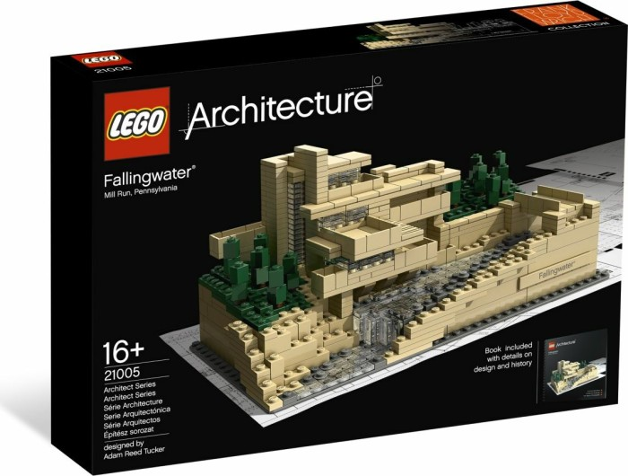 LEGO - Architecture - Fallingwater (21005) -- via Amazon Partnerprogramm