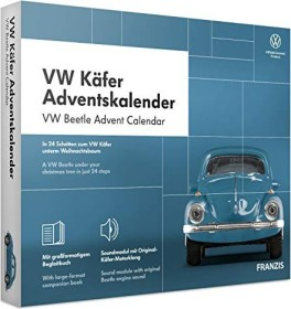 Franzis VW Käfer Adventskalender 2020