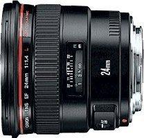Canon EF 24mm 1.4 L USM black (2511A005/2511A016)