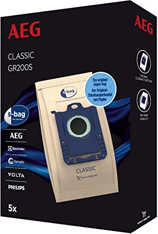 AEG Electrolux GR200 S-Bag Classic SystemPro vacuum cleaner bag (9001951897) -- via Amazon Partnerprogramm