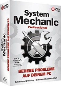 Iolo Technologies System Mechanic Professional (German) (PC)