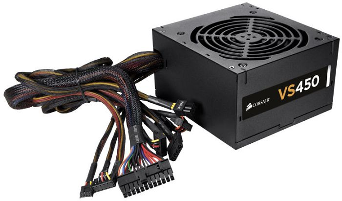 Corsair VS Series VS450  450W ATX 2.31 (CP-9020049-EU)
