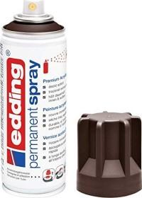 edding 5200 Permanentspray Premium-Acryllack schokoladenbraun matt (4-5200907)
