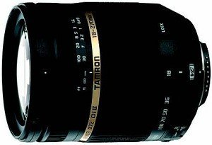 Tamron lens AF 18-270mm 3.5-6.3 Di II VC LD Asp IF macro for Canon (B003E)