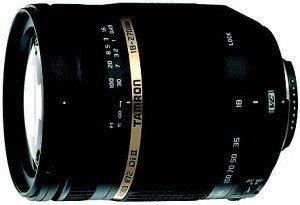Tamron AF 18-270mm 3.5-6.3 Di II VC LD Asp IF macro for Canon EF black (B003E)