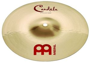 "Meinl Cymbals Candela Percussion Splash 10"" (CA10S)"