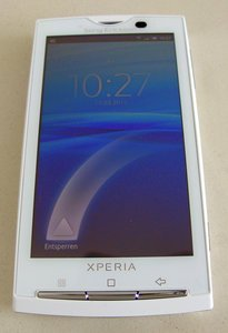 Vodafone D2 Sony Ericsson Xperia X10 (various contracts) -- http://bepixelung.org/11950