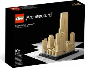 LEGO Architecture - Rockefeller Center (21007)