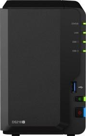 Synology DiskStation DS218+ 20TB, 2GB RAM, 1x Gb LAN