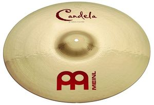 """Meinl Cymbals Candela Timbale Crash Ride 18"""" (CA18CR)"""