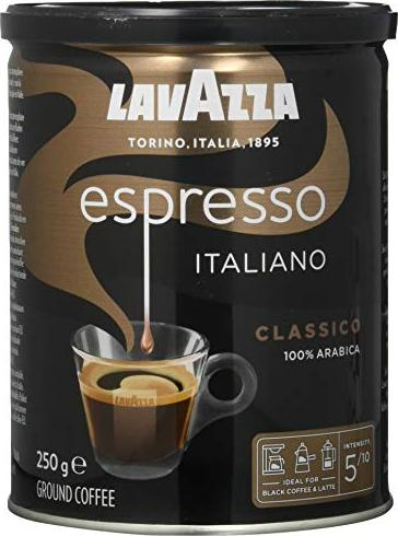 Lavazza espresso pulver