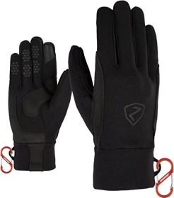 Ziener Gusty Touch Handschuhe schwarz