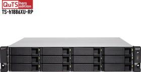 QNAP QuTS hero TS-h1886XU-RP-D1622-32G, 32GB RAM, 2x 10GBase-T, 4x Gb LAN, 2HE