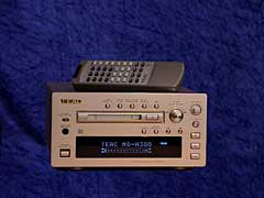 TEAC MD-H300 MD-Recorder
