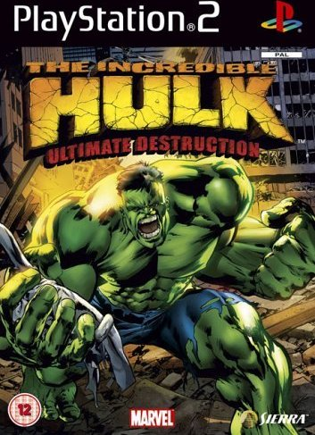 The Hulk (niemiecki) (PS2) -- via Amazon Partnerprogramm
