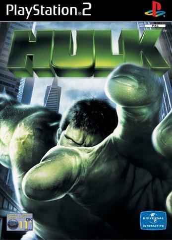 The Hulk (deutsch) (PS2) -- via Amazon Partnerprogramm