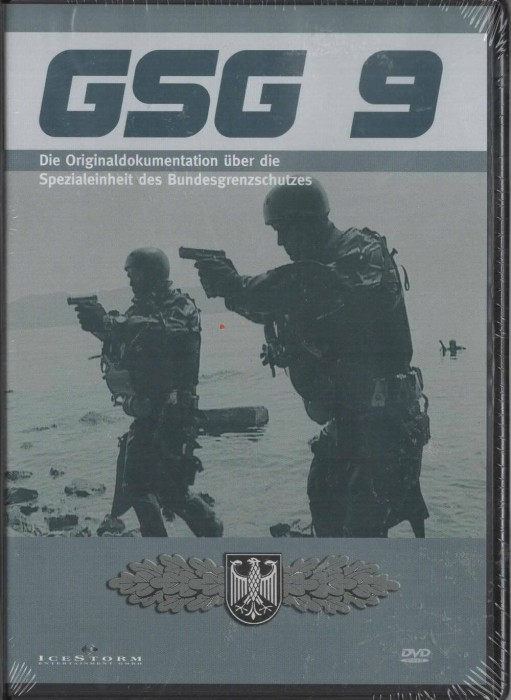 GSG 9 - Die Spezialeinheit -- via Amazon Partnerprogramm