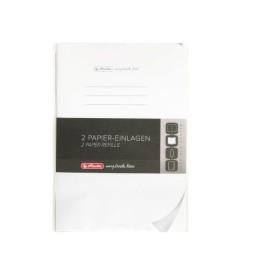 Herlitz my.book Refill flex A5 blanko, 2x 40 Blatt (11361904)